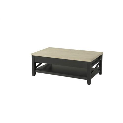 7610 Lift Top Cocktail Table