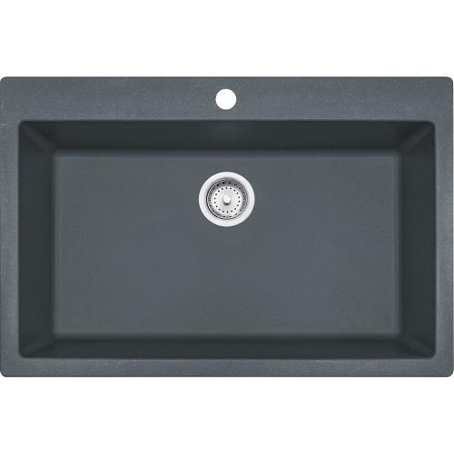Franke - Primo DIG61091-SHG Granite Stone Grey