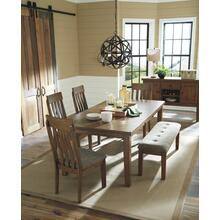 View Product - 6 Piece Set (Table, 4 Chairs and Bench)