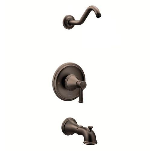 Belfield oil rubbed bronze moentrol® tub/shower