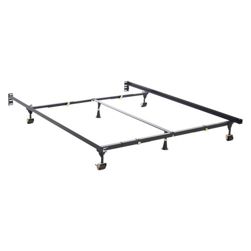 Clamp Style Bed Frames, Twin/full/queen/cal. King/east. King With Center Support