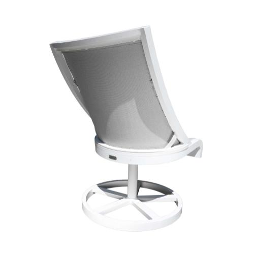 Swing Wing Swivel Chair