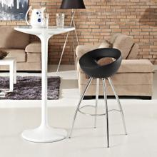 Persist Bar Stool in Black