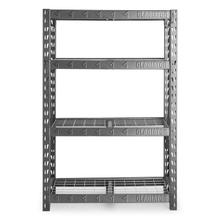 """View Product - 48"""" Wide Heavy Duty Rack with Four 18"""" Deep Shelves"""