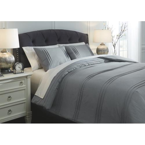 Mattias 3-piece Queen Comforter Set