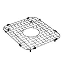 "Moen Stainless Steel Center Drain Bottom Grid Accessory fits 14"" x 16"" Sink Bowls"