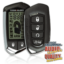 Two-Way Confirming LCD Transmitter with up to 2,500 feet of Operating Range
