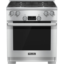 HR 1124 LP - 30 inch range All Gas with DirectSelect, Twin convection fans and M Pro dual stacked burners