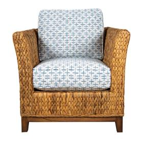 Occassional Chair, Available in Seagrass Finish Only.
