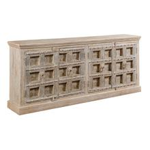 Product Image - OLD WORLD FOUR DOOR CABINET