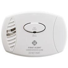 Carbon Monoxide Alarm, Battery Operated
