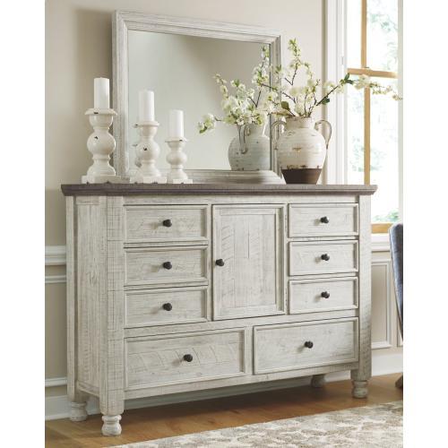 Havalance Dresser and Mirror