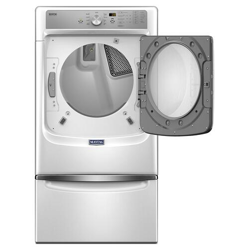 Maytag® Large Capacity Dryer with Sanitize Cycle and PowerDry System - 7.4 cu. ft.