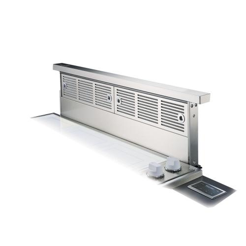 """Viking - Stainless Steel 30"""" Rear Downdraft with Remote Mounted Controls - VIPR (30"""" width, with remote-mounted control)"""