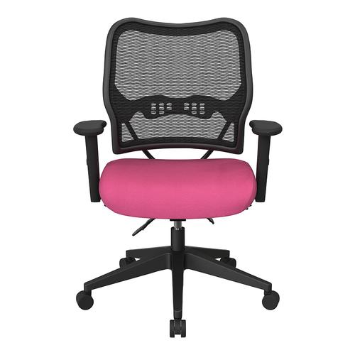 Office Star - Deluxe Chair With Airgrid Back