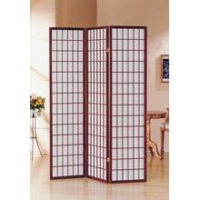 7034 CHERRY 3-Panel Room Divider