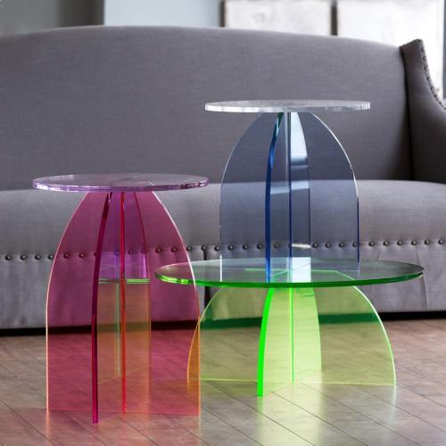 A & B Home - Callie Coffee Table, Green