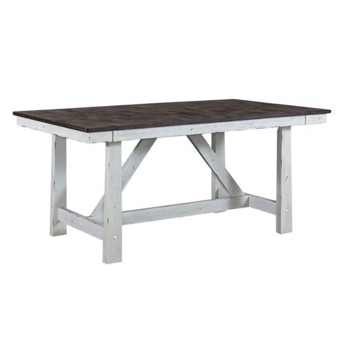 Optional 5 Piece Trestle Table Set