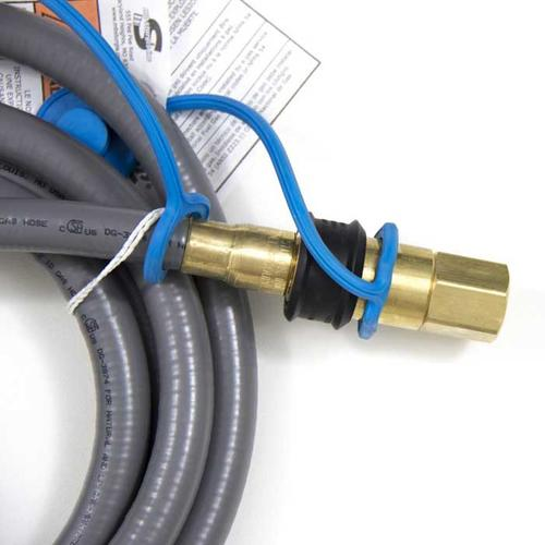 Blaze Grills - 1/2 Inch Natural Gas Hose with Quick Disconnect