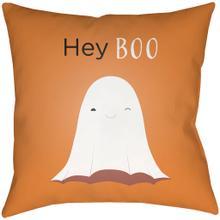 """Hey Boo HYB-001 18""""H x 18""""W"""