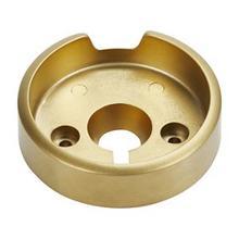 See Details - Range Brass Knob Bezel, Surface/Grille