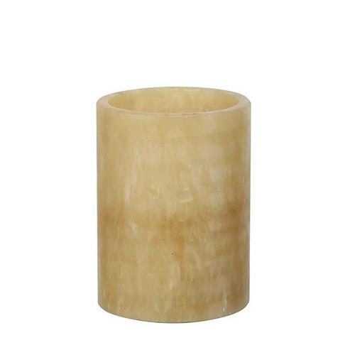 Led Faux Pillar Candle
