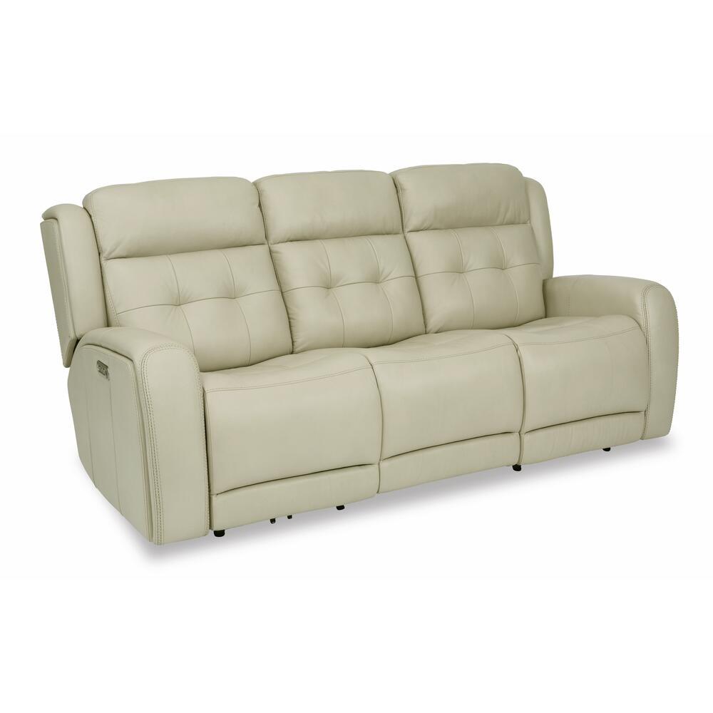 See Details - Grant Power Reclining Sofa with Power Headrests