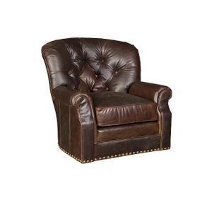 Oscar Swivel Chair, Oscar Ottoman