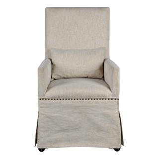 See Details - Margaret Dining Chair (french Linen)