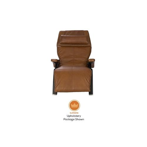 Human Touch - Perfect Chair ® PC-610 Omni-Motion Classic - Walnut - Ivory Premium Leather