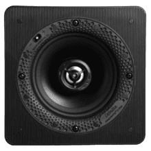 "Disappearing™ Series Square 5.25"" In-Wall / In-Ceiling Speaker"