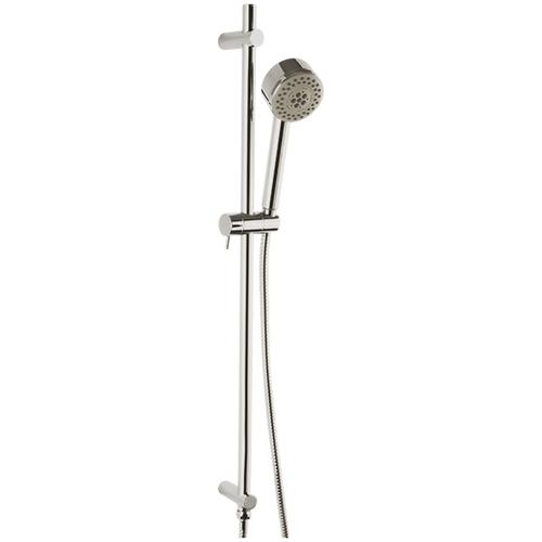 Multi Function Flexible Hose Shower Kit with Slide Bar