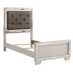 Lonnix Twin Panel Footboard