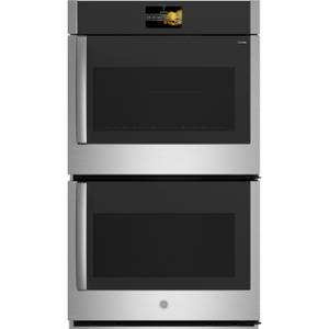 "GEGE Profile™ 30"" Smart Built-In Convection Double Wall Oven with Right-Hand Side-Swing Doors"