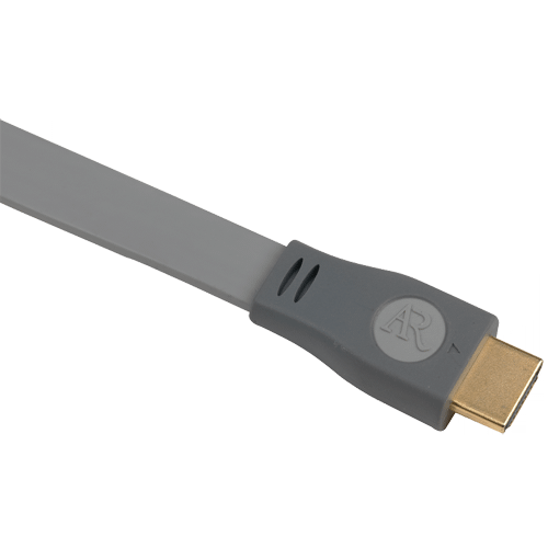 7 Foot Flat HDMI Cable With Audio Return Channel