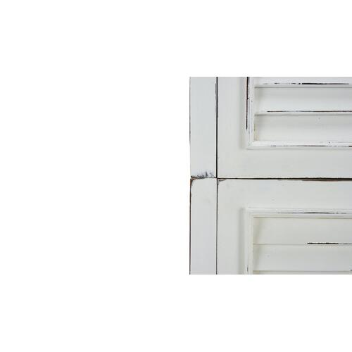 Shutter Tall Bath Cabinet