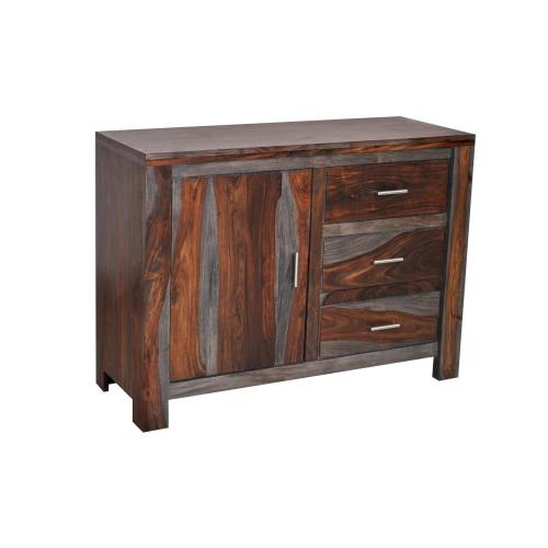 Gallery - 3 Drw 1 Dr Cabinet