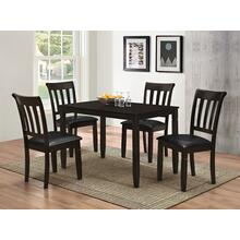 7805-7739 5PC Dining Room SET