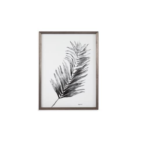 Bassett Mirror Company - Leaf Impression I