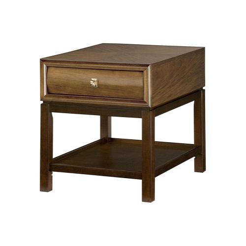 Rectangular Drawer Table