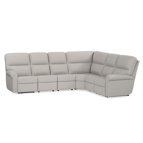 Bassett Furniture - Bedford L-Shaped Sectional
