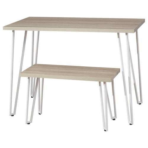 Blariden Desk With Bench