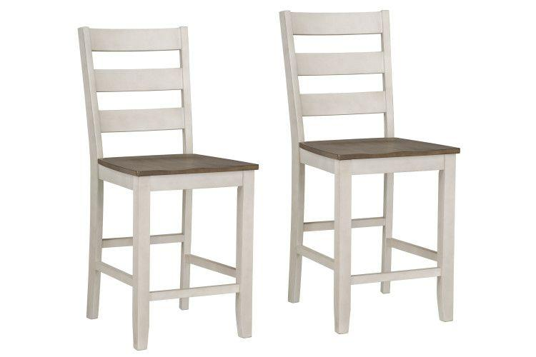 Hamilton Ladder Back Barstools