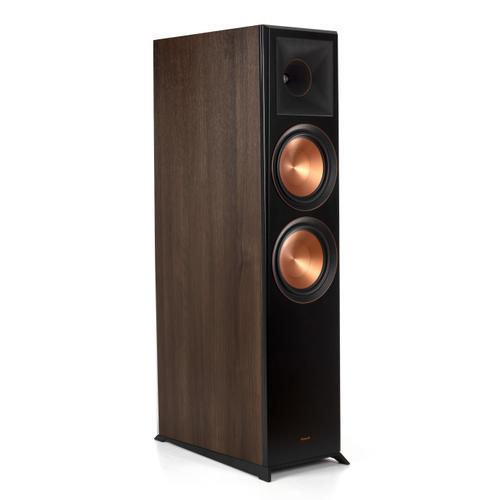 Klipsch - RP-8060FA Dolby Atmos Floorstanding Speaker - Walnut
