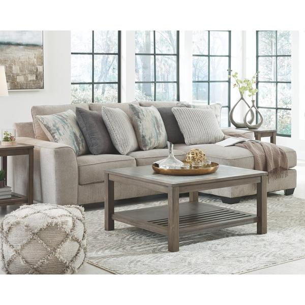 See Details - Ardsley 2-piece Sectional With Chaise