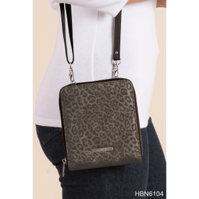 Luxe Leopard Crossbody Mix 1 (3 pc. ppk.)