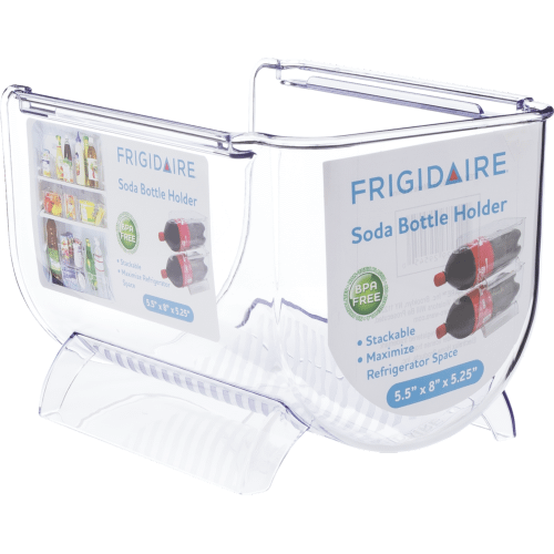 Frigidaire Soda Bottle Holder