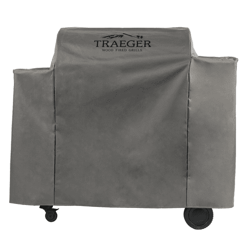 Traeger Ironwood 885 Grill Cover - Full-length