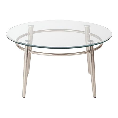 Brooklyn Round Top Coffee Table