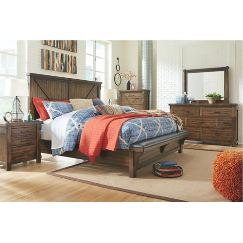 Lakeleigh Queen Upholstered Bed